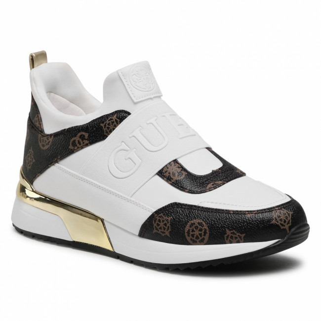 Sneakersy GUESS - Maygin FL6MYI FAL12 WHIBR