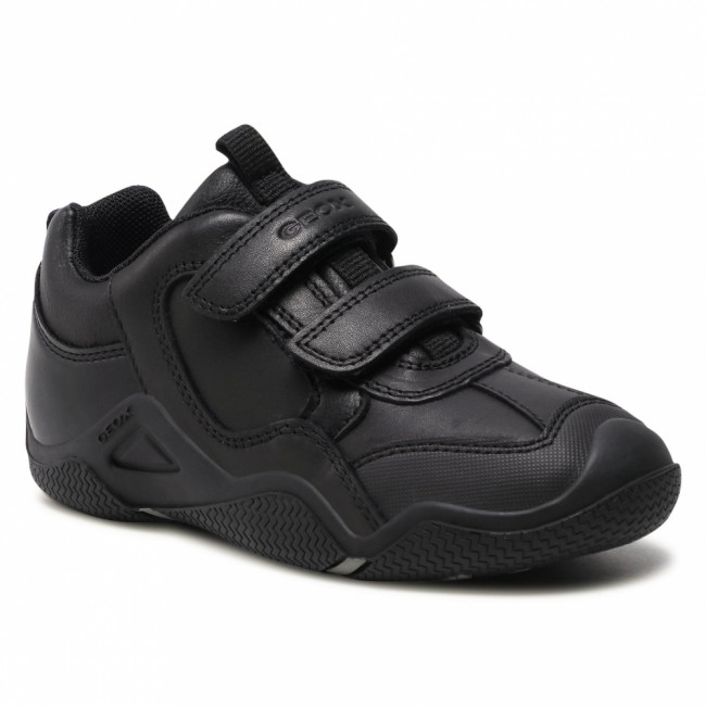 Sneakersy GEOX - J Wader A J8430A 043BC C9999 S Black
