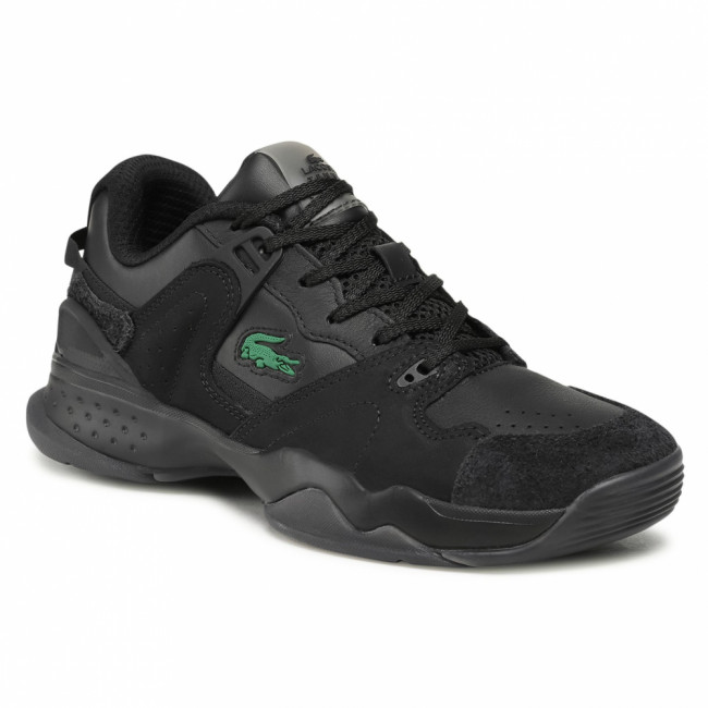 Sneakersy LACOSTE - T-Point 0721 1 G Sma 7-41SMA010102H Blk/Blk