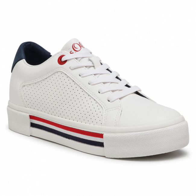 Sneakersy S.OLIVER - 5-23619-36 White 100