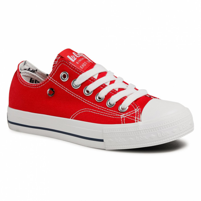 Tramky LEE COOPER - LCW-21-31-0093L  Red