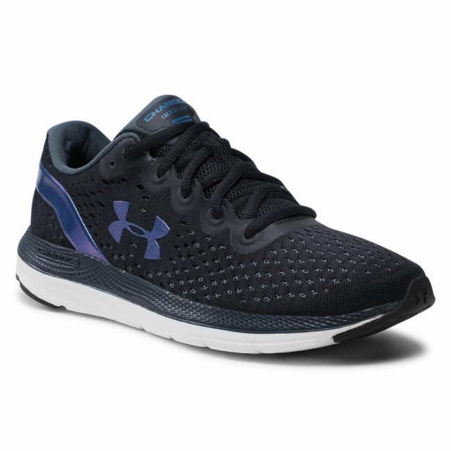 Topánky UNDER ARMOUR - Ua W Charged Impulse Shft 3024444-001 Blk