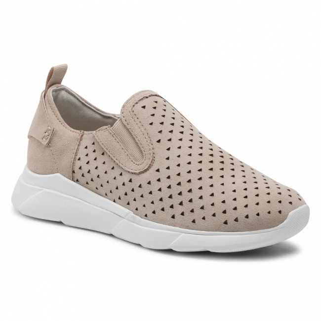 Sneakersy GEOX - D Hiver A D02FHA 00022 C6738 Lt Taupe