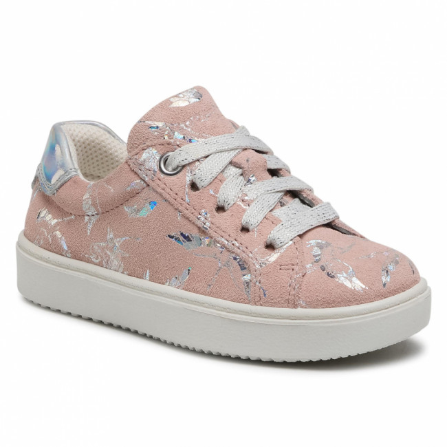 Sneakersy SUPERFIT - 1-009488-5500 M Rosa/Silber