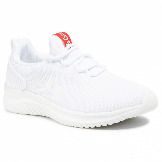 Sneakersy LEE COOPER - LCW-21-32-0269L White