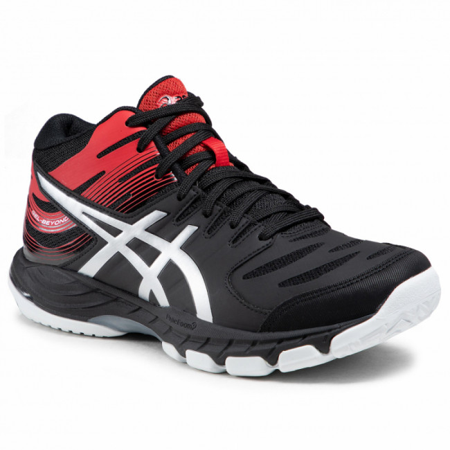 Topánky ASICS - Gel-Beyond Mt 6 1071A050 Black/Classic Red 002