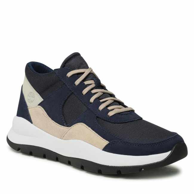 Sneakersy TIMBERLAND - Boroughs Proj F/L SuperOx TB0A22CZ0191  Navy Suede