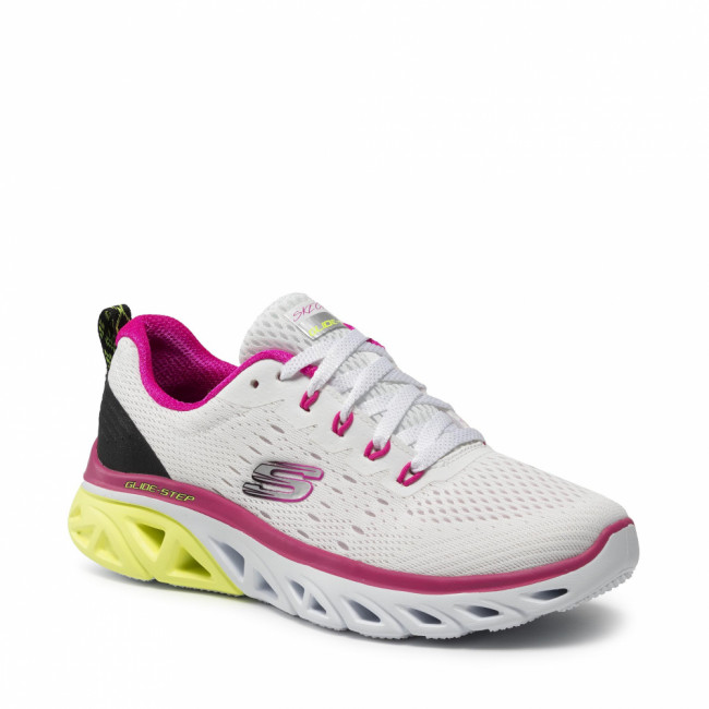 Topánky SKECHERS - New Appeal 149551/WPLM White/Pink/Lime