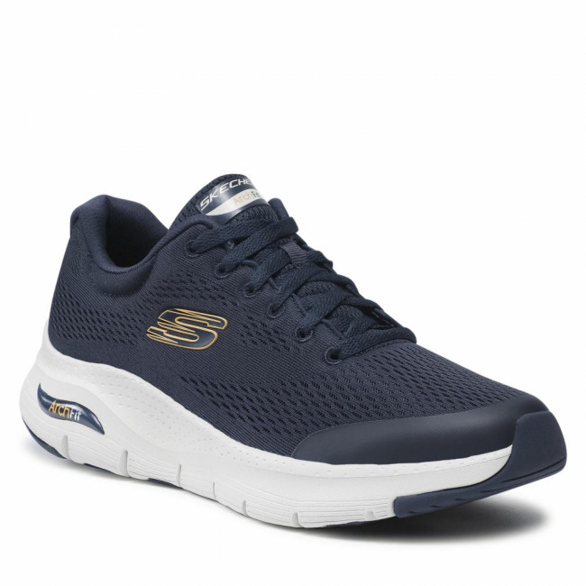 Sneakersy SKECHERS - Arch Fit 232040/NVY Navy