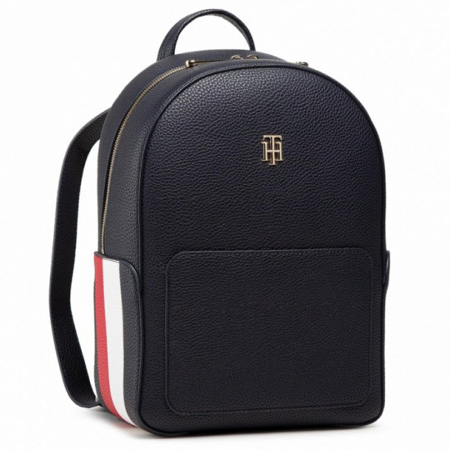 Ruksak TOMMY HILFIGER - Th Essence Backpack Corp AW0AW09677 DW5