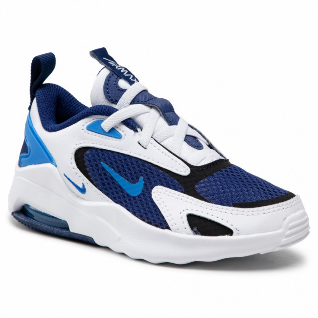 Topánky NIKE - Air Max Bolt (PSE) CW1627 400 Blue Void/Signal Blue/White