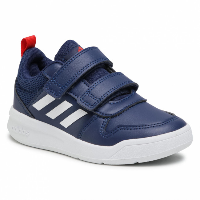 Topánky adidas - Tensaur C S24050 Dkblue/Ftwwht/Actred