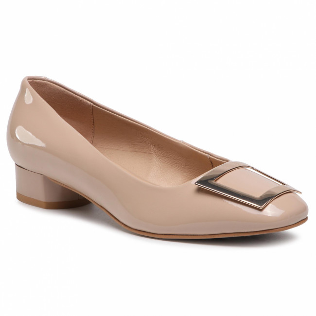 Poltopánky GINO ROSSI - 71447-01L Beige