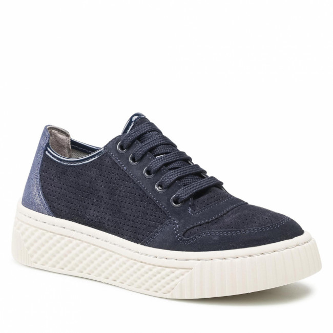 Sneakersy GEOX - D Licena A D15HSA 022HH C4002 Navy