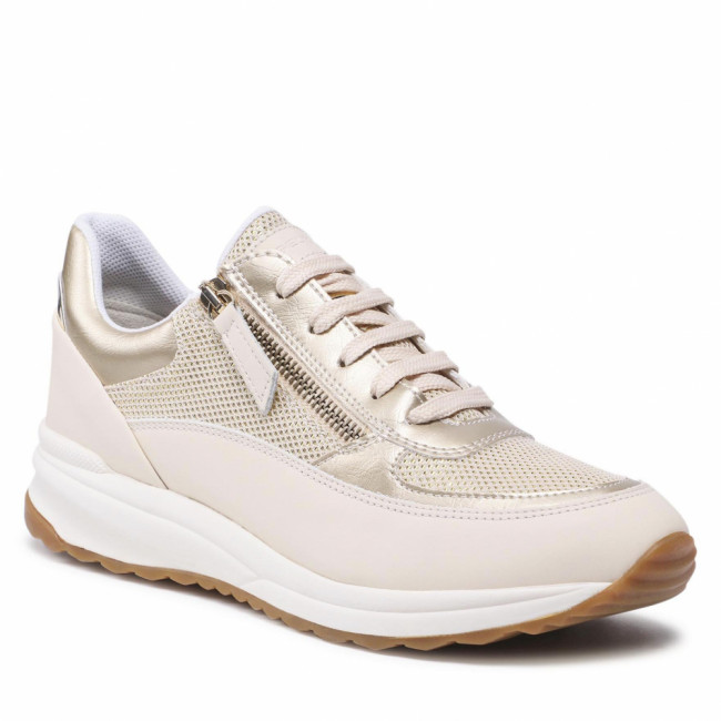 Sneakersy GEOX - D Airell A D152SA 085AS C0257 Cream/Beige