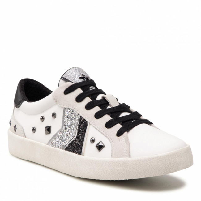 Sneakersy GEOX - D Warley B D16FBB 08522 C1352 White/Off White