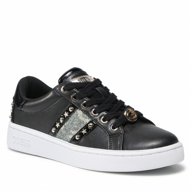 Sneakersy GUESS - Bevlee FL7BVL SMA12  BLACK