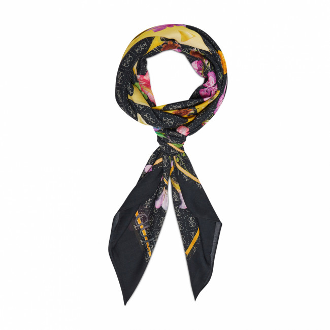Šatka GUESS - Not Coordinated Scarves AW8672 MOD03 BLA
