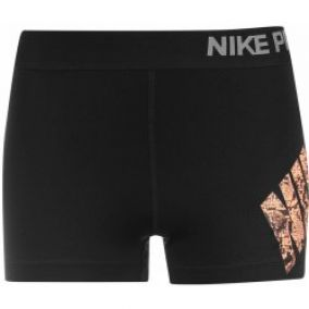 Nike Pro 3 inch Leg Shorts Womens, black/grey