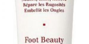 Clarins foot beauty treatment cream 125 ml