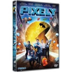 Pixely DVD