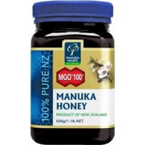 Manuka Health New Zealand Manuka med mgO 100+ 500