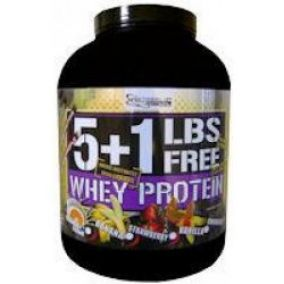 METABOLIC OPTIMAL 5+1 WHEY PROTEIN 2720 g