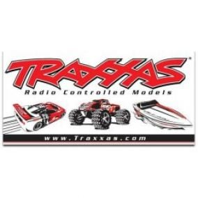 Traxxas - racing banner 1.2x2.4m
