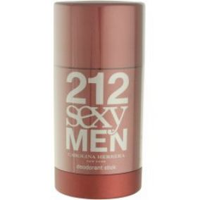 Carolina Herrera 212 Sexy for Men deostick 75 ml