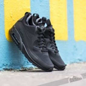 Nike Air Max 90 Mid Winter Black/ Black