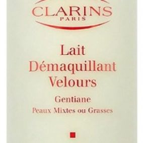 Clarins Cleansing Milk With Gentian 200 ml