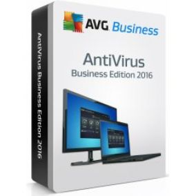 AVG Business Edition 2016 30 lic. 24 měs.