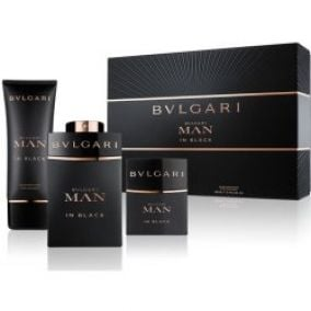 Bvlgari Men in Black Men EdP 100 ml + EdP 30 ml +
