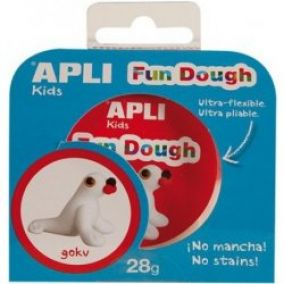"Plastelína, 336 g, APLI, ""Fun Dough"" displej,"