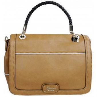 Guess Elegantná kabelka Briza Top-Handle Messenger