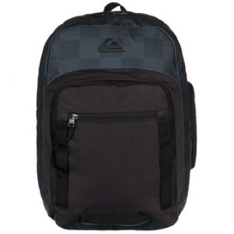 Quiksilver Batoh Schoolie 26L Checks Black