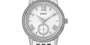 Guess Ladies Dress GRAMERCY W0573L1 AKCE + 3 roky