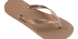 Havaianas Top Metalic Rose Gold AKCIA