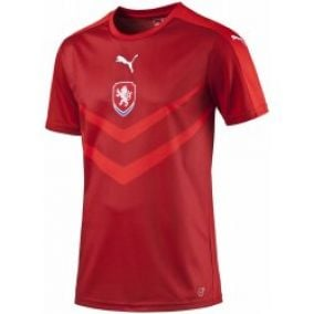 Puma Czech Rep Home B2B shirt 74874301
