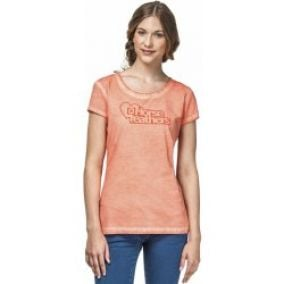 Horsefeathers Love Logo - Washed Peach