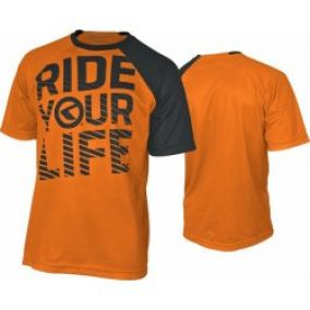 KELLYS RIDE YOUR LIFE orange