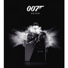 James Bond 007 Seven voda po holení 50 ml
