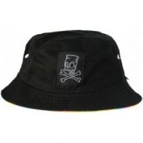 Neff Simpsons black