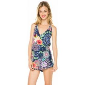 Desigual dámsky overal Helena Marino 61M20D2 5001