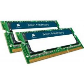 Corsair 16GB (2x8GB) 1333MHz DDR3 CL9 SODIMM