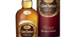 Glen Turner Single Malt Scotch Whisky 0,7 l
