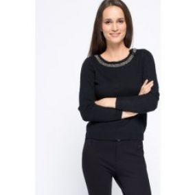 Only Odette Long Sleeve Pull Knit Ladies Jumper