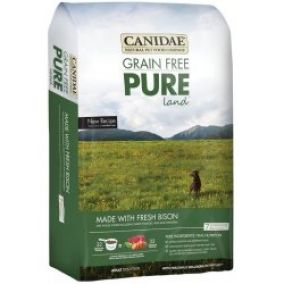 CANIDAE Pure Land Fresh Bison 10,8 kg