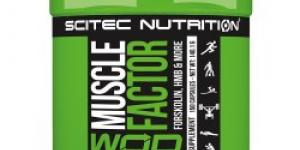 SCITEC NUTRITION Muscle Factor 150 tabliet