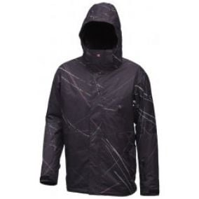 Quiksilver Next Mission Printed Ins jacket dna